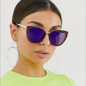 Quay Australia women's Honey cat eye sunglasses